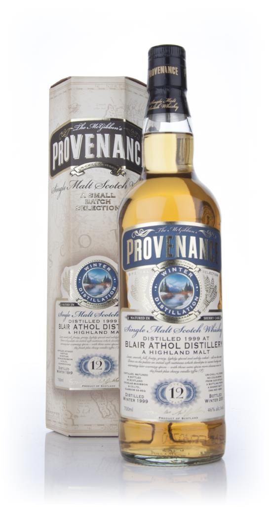 Blair Athol 12 Year Old 1999 Sherry (Cask 8767) - Provenance (Douglas Single Malt Whisky