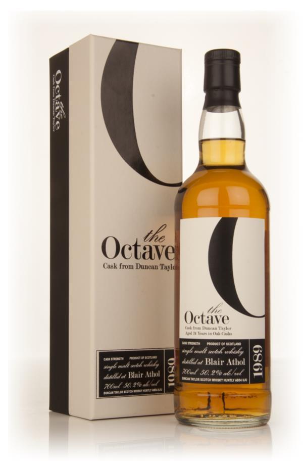 Blair Athol 24 Year Old 1989 (cask 325304) - The Octave (Duncan Taylor Single Malt Whisky