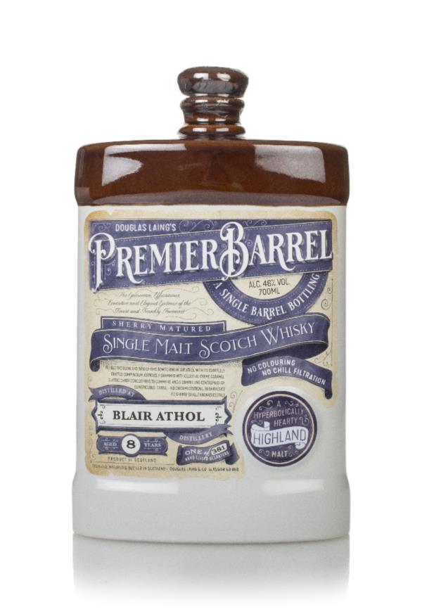 Blair Athol 8 Year Old - Premier Barrel (Douglas Laing) Single Malt Whisky