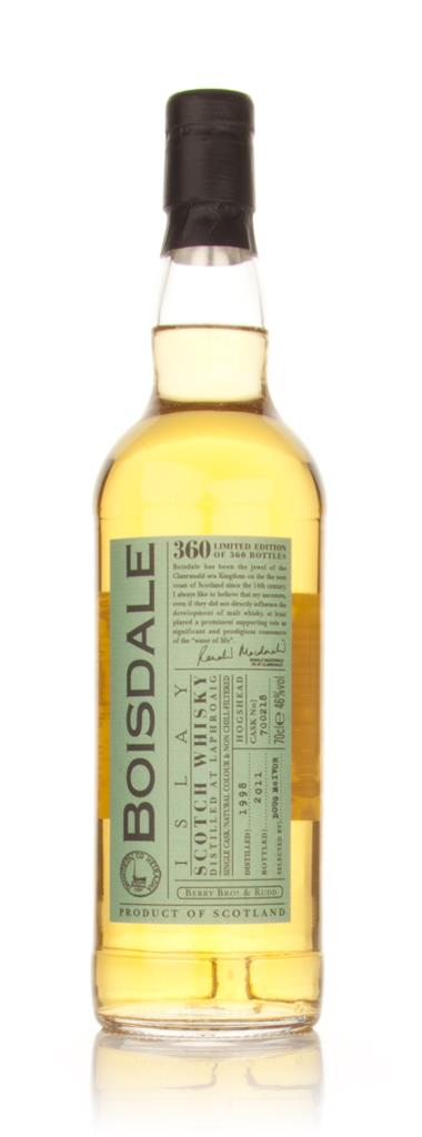 Boisdale 1998 Islay (Berry Brothers and Rudd) Single Malt Whisky