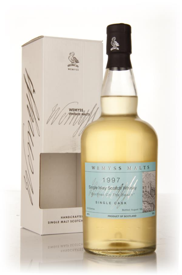 Bonfires on the Beach 1997 (Wemyss Malts) Single Malt Whisky