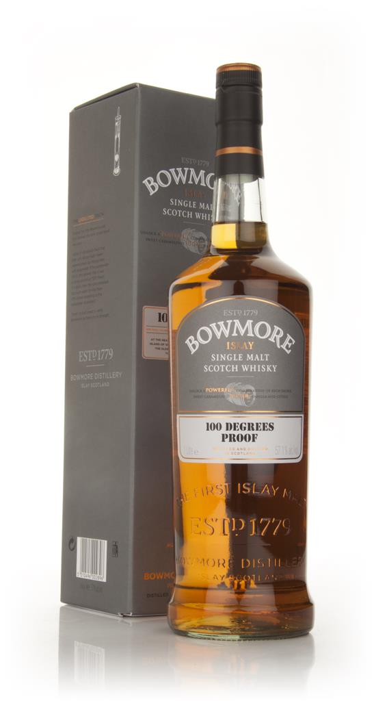 Bowmore 100 Degrees Proof Single Malt Whisky