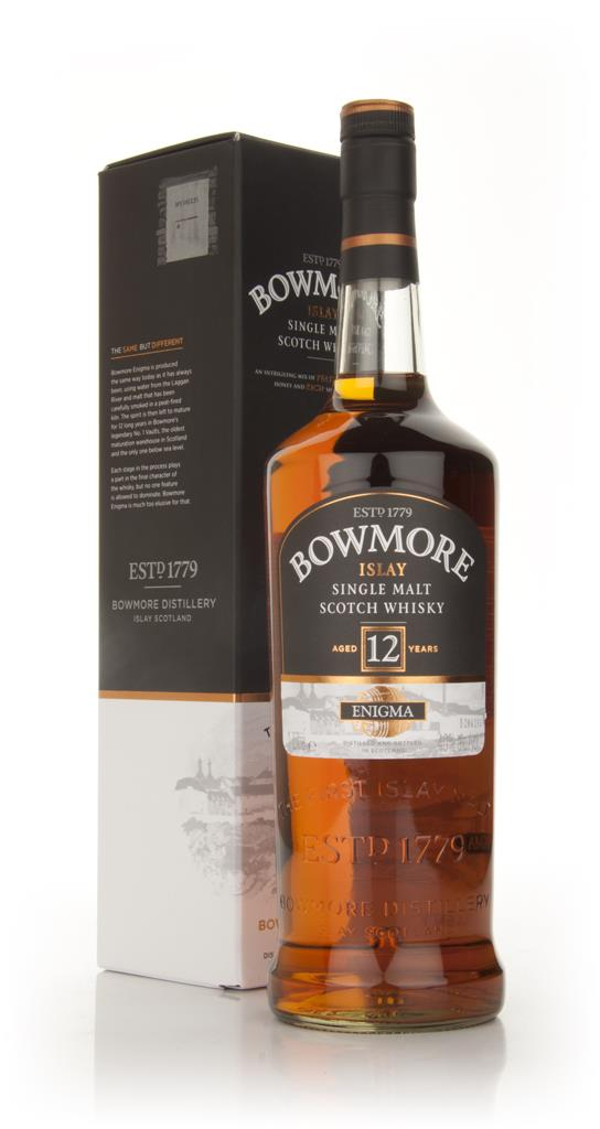 Bowmore 12 Year Old Enigma Single Malt Whisky
