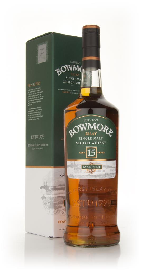 Bowmore 15 Year Old Mariner Single Malt Whisky