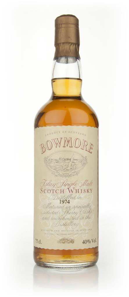 Bowmore 1974 Single Malt Whisky