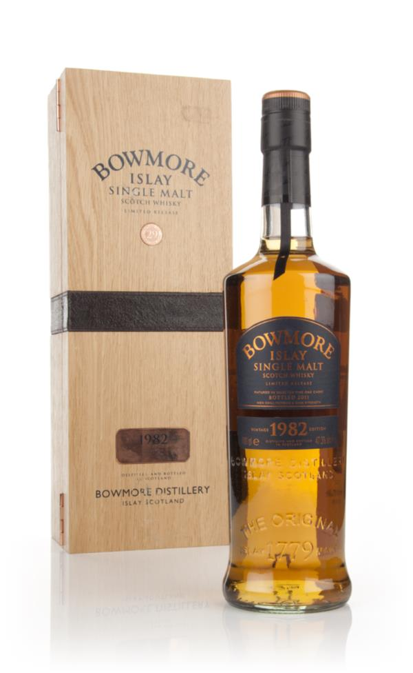 Bowmore 29 Year Old 1982 Single Malt