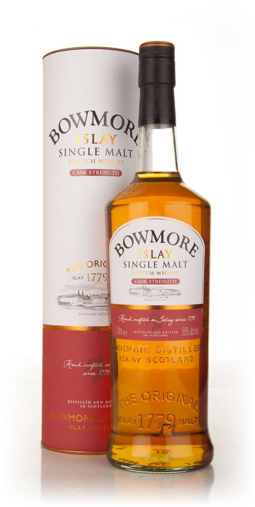 Bowmore Cask Strength 1l Single Malt Whisky