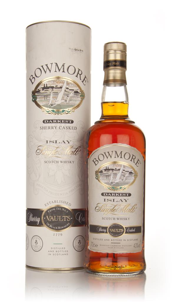 Bowmore Darkest Single Malt Whisky