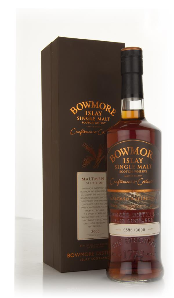 Bowmore Maltmens Selection Single Malt Whisky