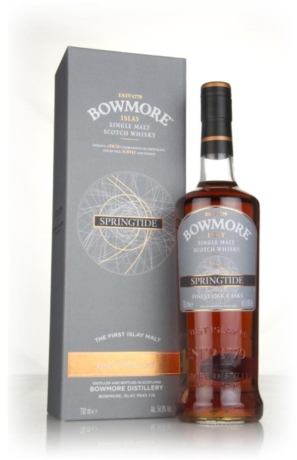 Bowmore Springtide Single Malt Whisky