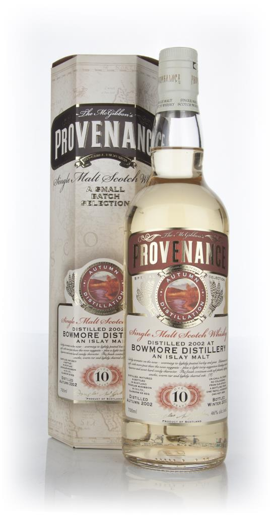 Bowmore 10 Year Old 2002 Cask 9325 - Provenance (Douglas Laing) Single Malt Whisky