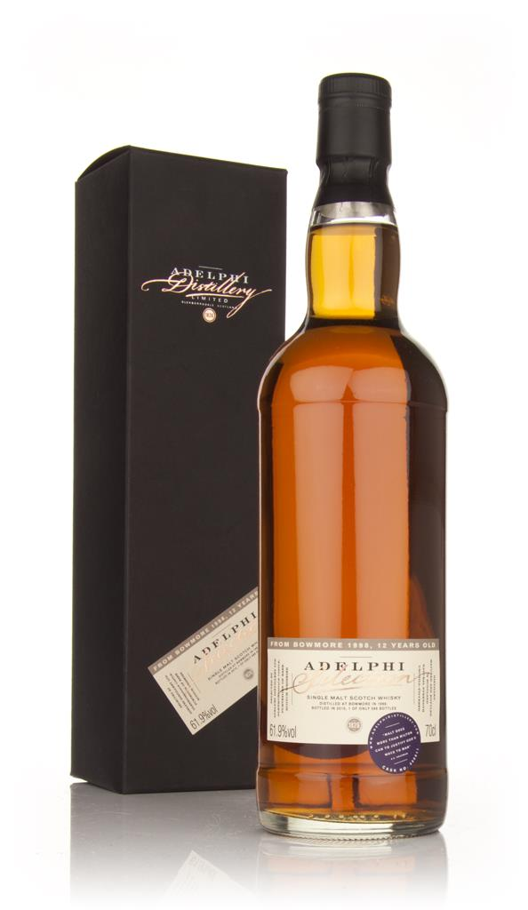 Bowmore 12 Year Old 1998 (Adelphi) Single Malt Whisky
