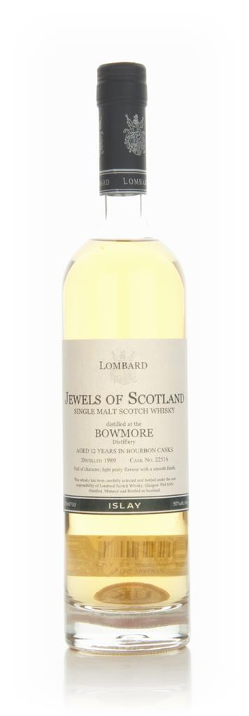 Bowmore 12 Year Old - Jewels of Scotland (Lombard) Single Malt Whisky