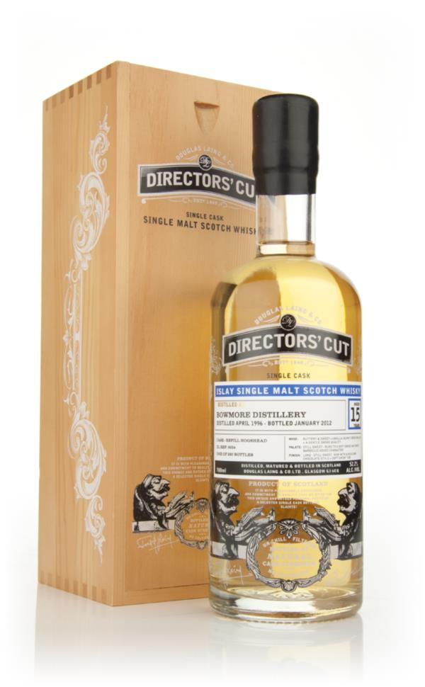Bowmore 15 Year Old 1996 - Directors Cut (Douglas Laing) Single Malt Whisky