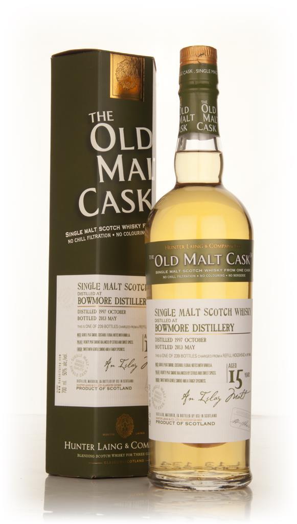 Bowmore 15 Year Old 1997 (cask 9808) - Old Malt Cask (Hunter Laing) Single Malt Whisky