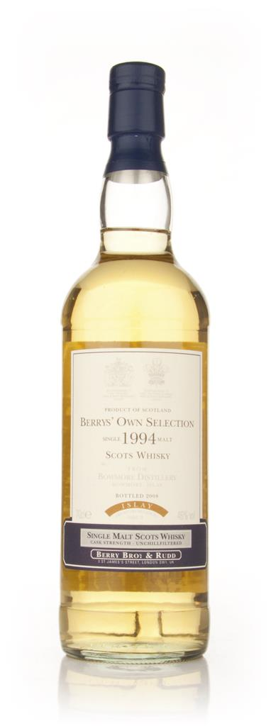 Bowmore 1994 (Berry Brothers and Rudd) Single Malt Whisky