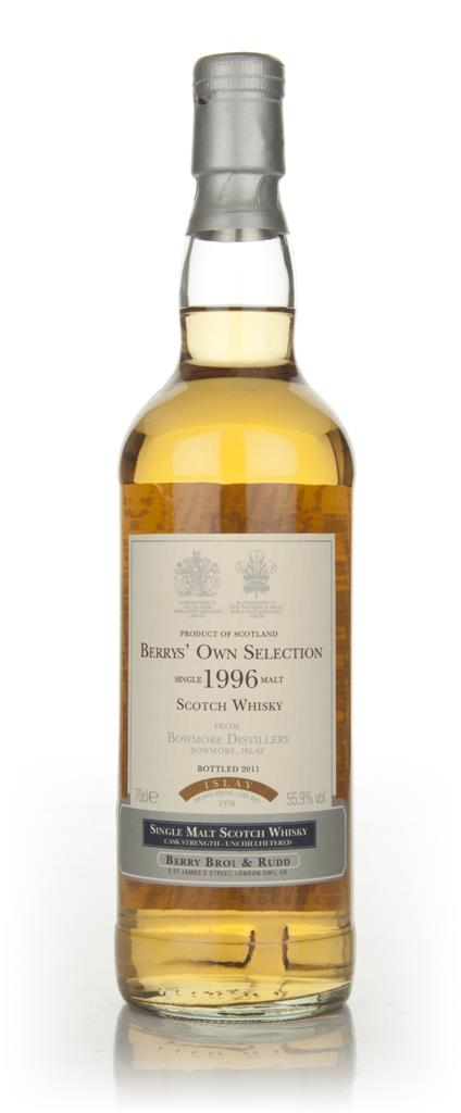 Bowmore 1996 (Berry Brothers and Rudd) Single Malt Whisky