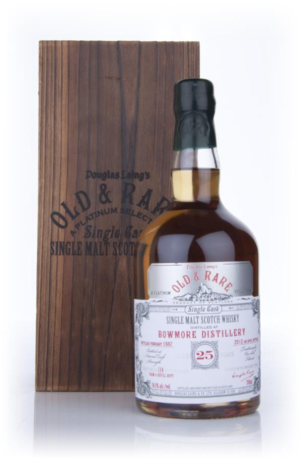 Bowmore 25 Year Old 1987 - Old and Rare (Douglas Laing) Single Malt Whisky