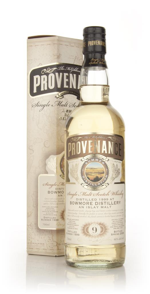 Bowmore 9 Year Old 1999 - Provenance (Douglas Laing) Single Malt Whisky