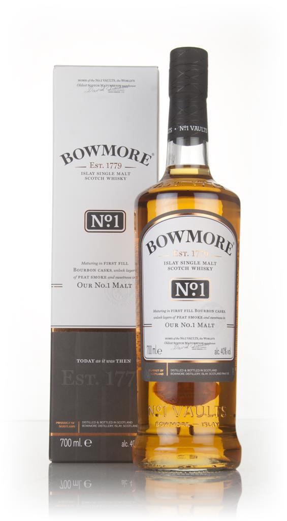 Bowmore No.1 Single Malt Whisky