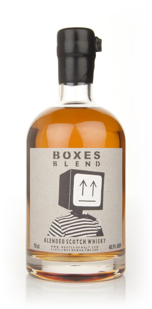 Boxes Blend Whisky