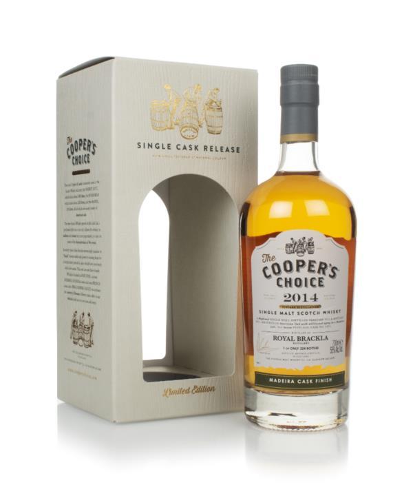 Royal Brackla 7 Year Old 2014 (cask 9373) - The Cooper's Choice (The V Single Malt Whisky