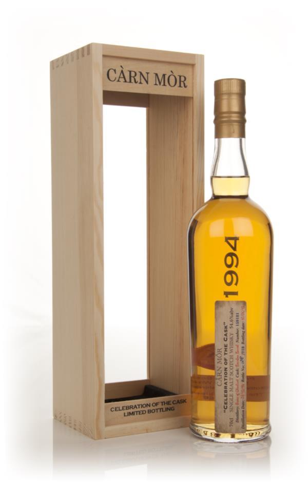 Braes of Glenlivet 18 Year Old 1994 (cask 15918) - Celebration of the Single Malt Whisky