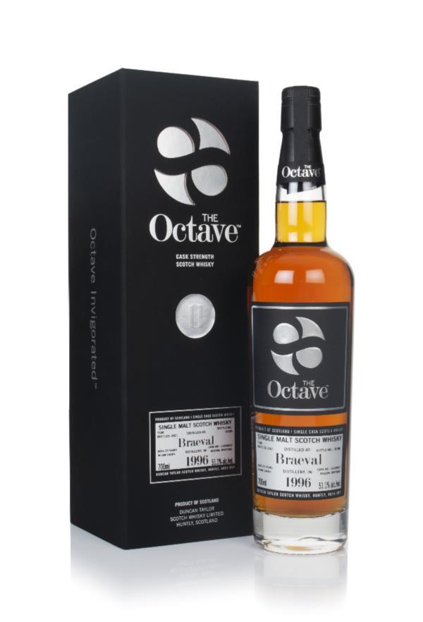 Braeval  25 Year Old 1996 (cask 11430813) - The Octave (Duncan Taylor) Single Malt Whisky