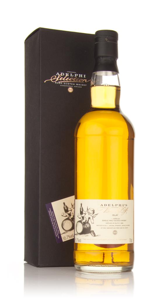 Breath of Islay 11 Year Old 1999 (Adelphi) Single Malt Whisky