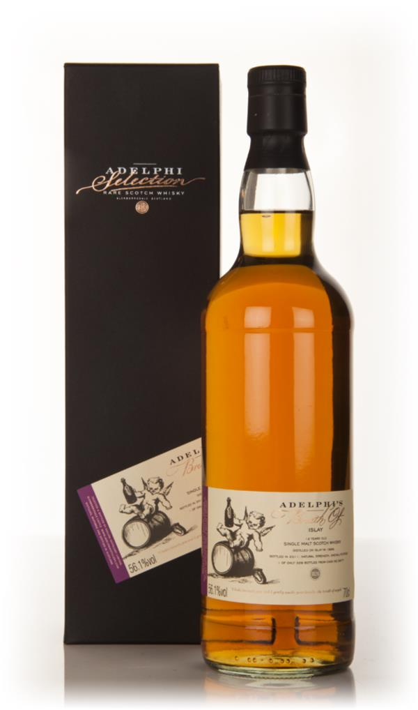 Breath of Islay 12 Year Old 1999 (Adelphi) Single Malt Whisky