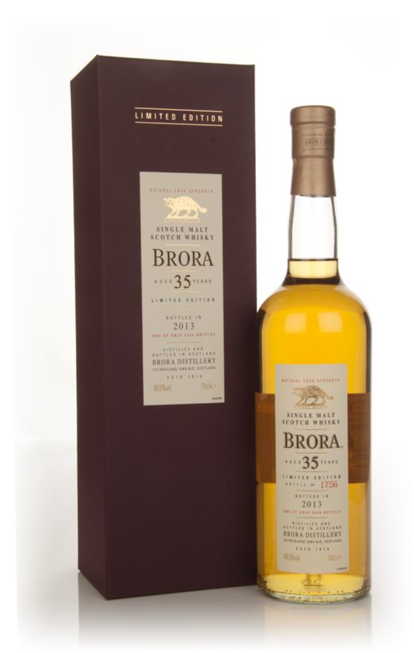 Brora 35 Year Old 1977 (2013 Special Release) Single Malt Whisky