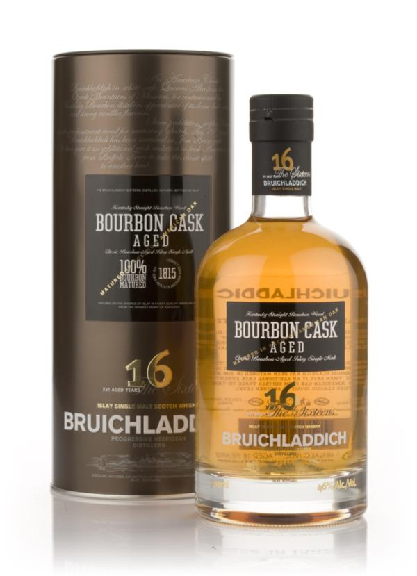 Bruichladdich 16 Year Old Bourbon Cask Single Malt Whisky