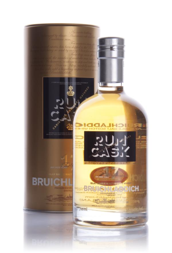 Bruichladdich 17 Year Old Rum Cask Single Malt Whisky