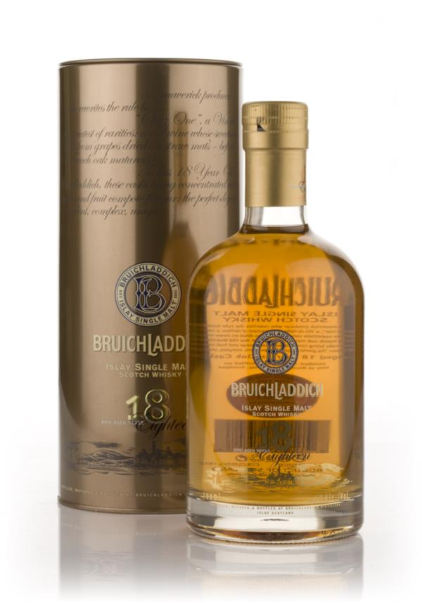 Bruichladdich 18 Year Old (2nd Release) Single Malt Whisky