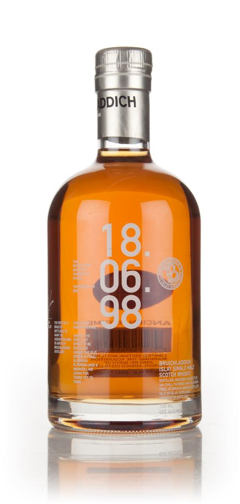 Bruichladdich 12 Year Old 1998 - Ancien Regime Single Malt Whisky