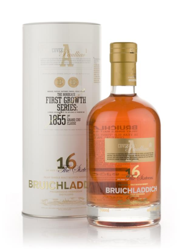 Bruichladdich First Growth Cuvee A: Pauillac (Chateau Lafite) 16 Year Single Malt Whisky