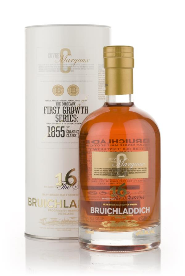 Bruichladdich First Growth Cuvee C: Margaux (Chateau Margaux) 16 Year Single Malt Whisky