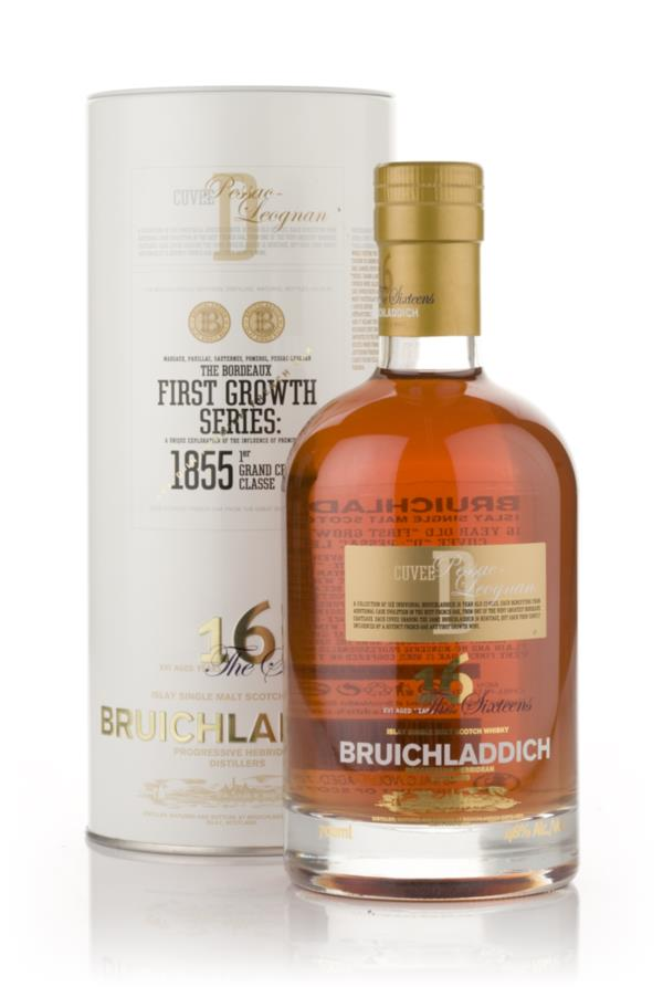 Bruichladdich First Growth Cuvee D: Pessac Leognan (Chateau Haut-Brion Single Malt Whisky