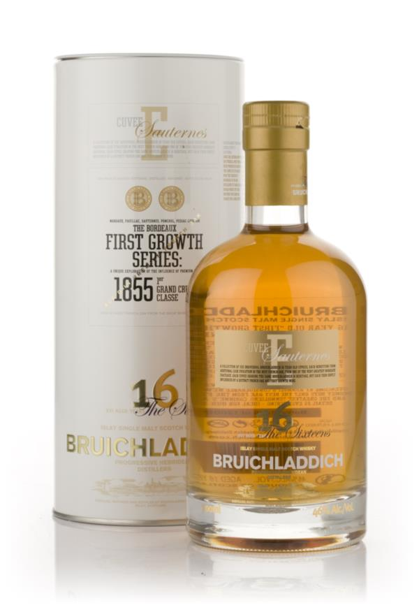 Bruichladdich First Growth Cuve E: Sauternes (Chateau DYquem) 16 Yea Single Malt Whisky