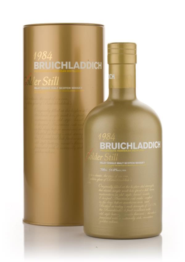 Bruichladdich Golder Still 1984 (23 Year Old) Single Malt Whisky