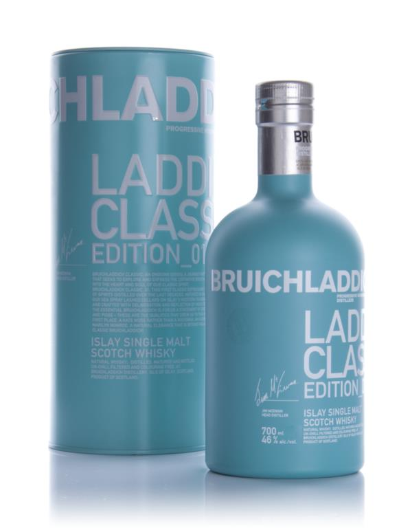 Bruichladdich Laddie Classic Edition 1 Single Malt Whisky