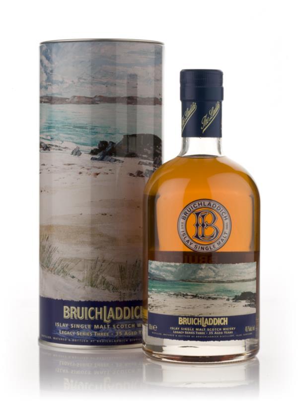 Bruichladdich 35 Year Old 1968 - Legacy Series 3 Single Malt Whisky