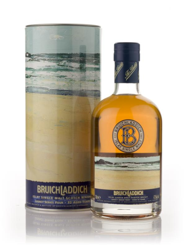 Bruichladdich 32 Year Old 1972 - Legacy Series 4 Single Malt Whisky
