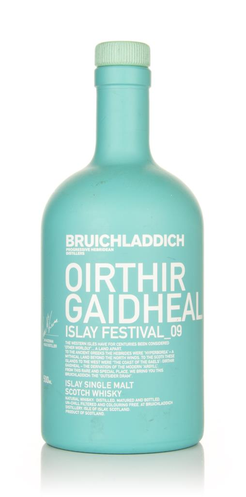 Bruichladdich Oirthir Gaidheal - Feis Ile 2009 Single Malt Whisky