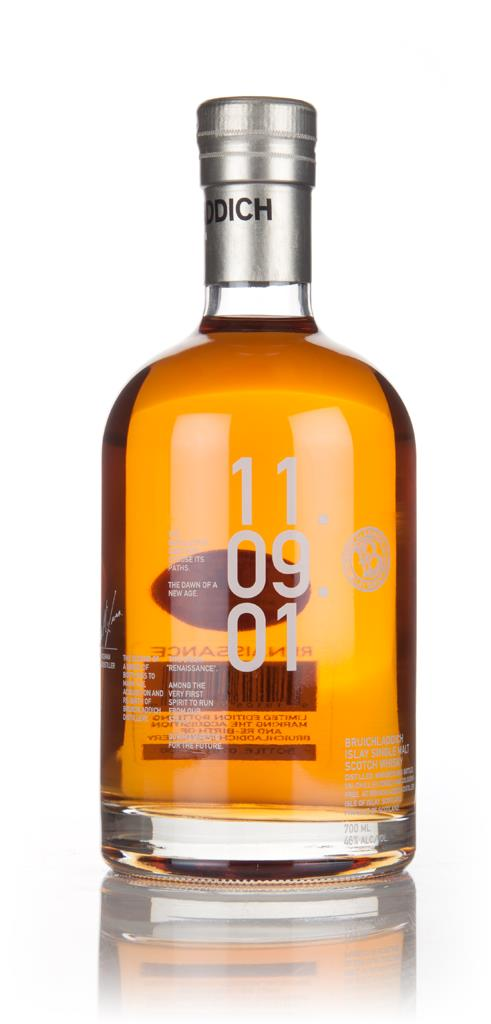 Bruichladdich 9 Year Old 2001 - Renaissance Single Malt Whisky