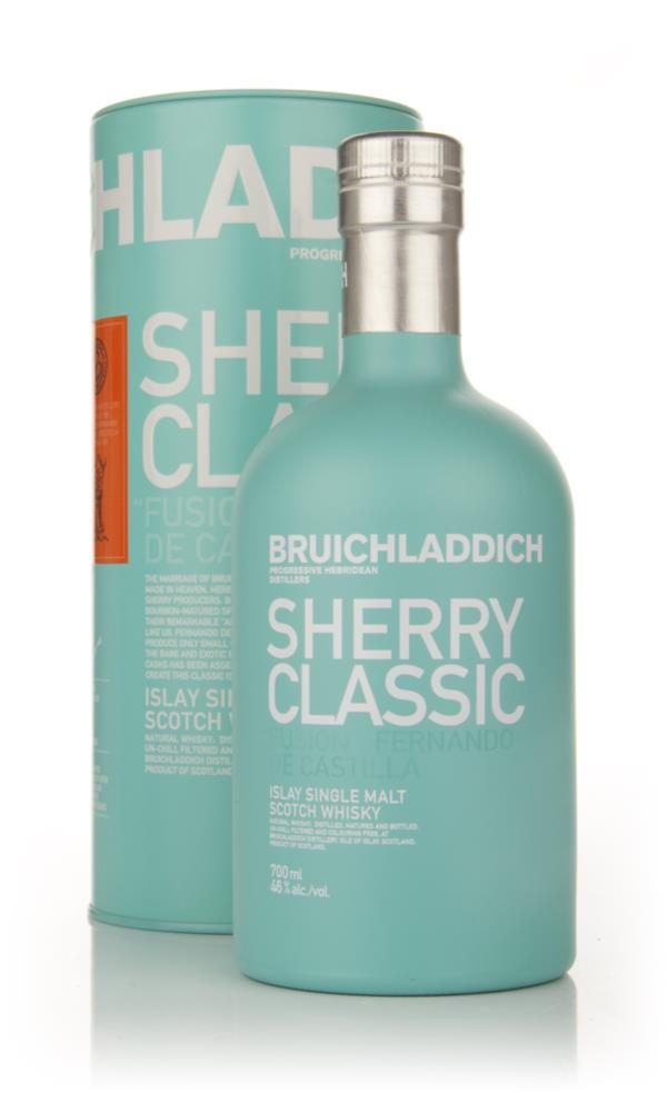 Bruichladdich Sherry Classic Fusion Single Malt Whisky