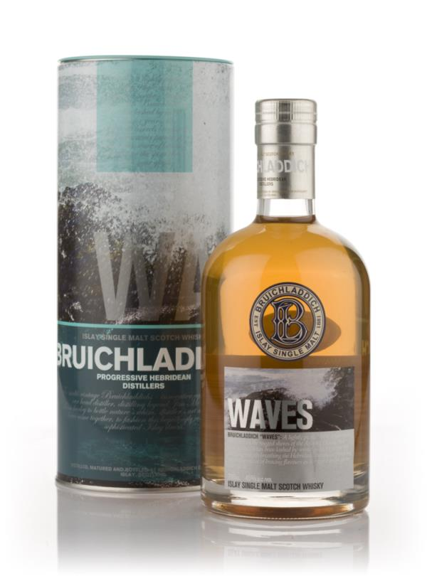 Bruichladdich Waves Single Malt Whisky