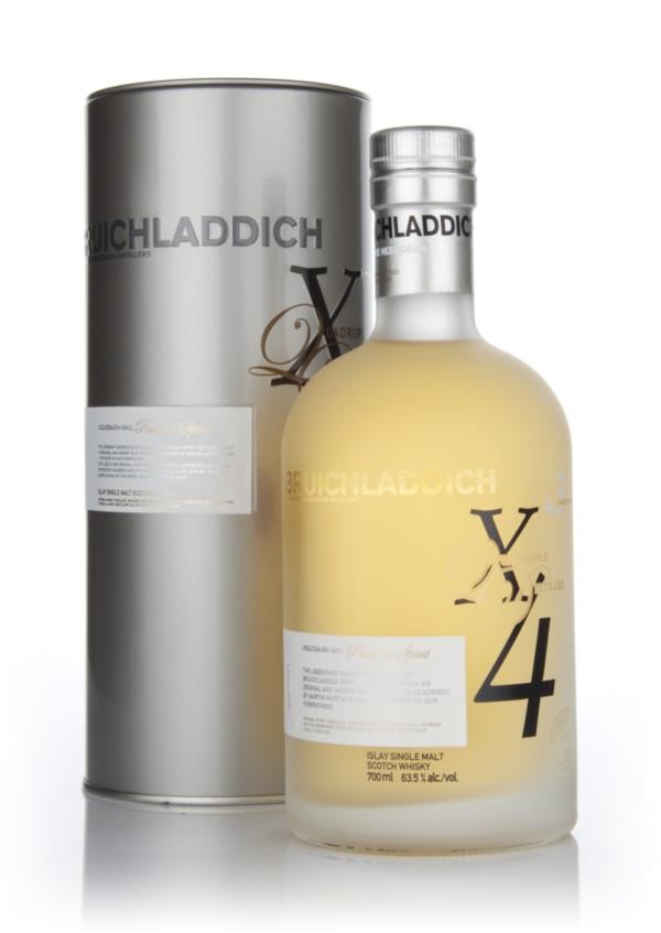 Bruichladdich X4+3 Single Malt Whisky