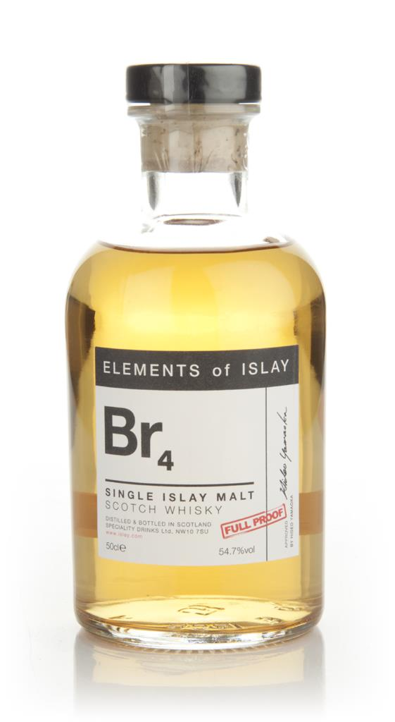 Br4 - Elements of Islay (Bruichladdich) Single Malt Whisky