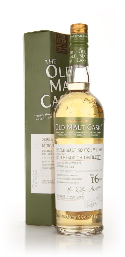 Bruichladdich 16 Year Old 1993 - Old Malt Cask (Douglas Laing) Single Malt Whisky